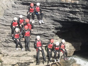 TY and LCA coasteering