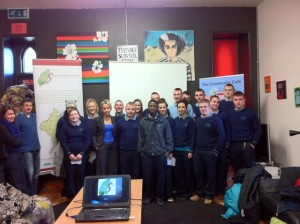6th Yr LCVP trip to SWWCDP