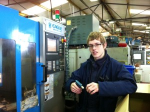 Kobus in Mann Engineering