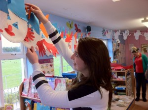 Shauna in Horswood Community Childcare