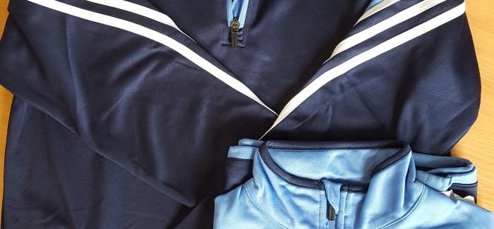 RCS School Half Zip/ School Jacket