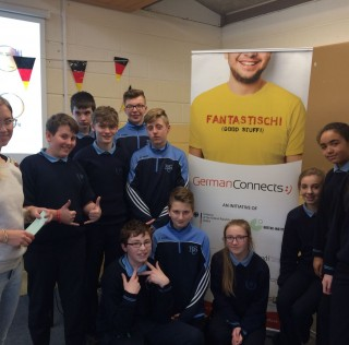 German Connects visits RCS