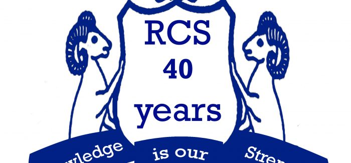 RCS 40th Birthday Celebrations!