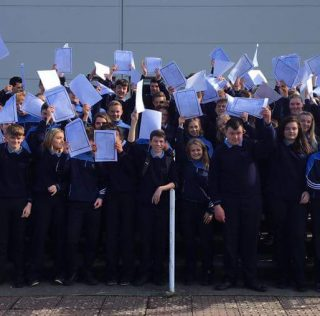 Students celebrate JC results