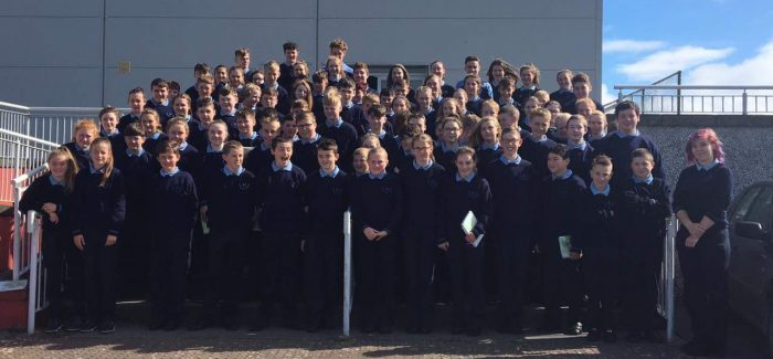 1st year class of 2017