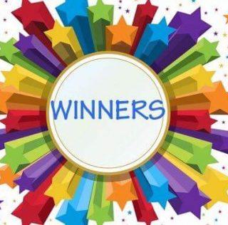 Winners! Poetry Aloud & Kickboxing