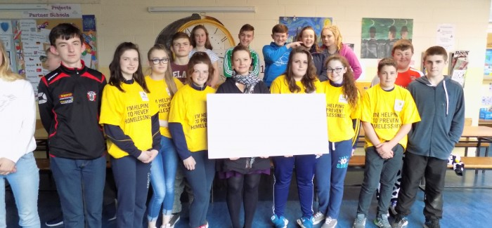 2C raise €250 for Focus Ireland
