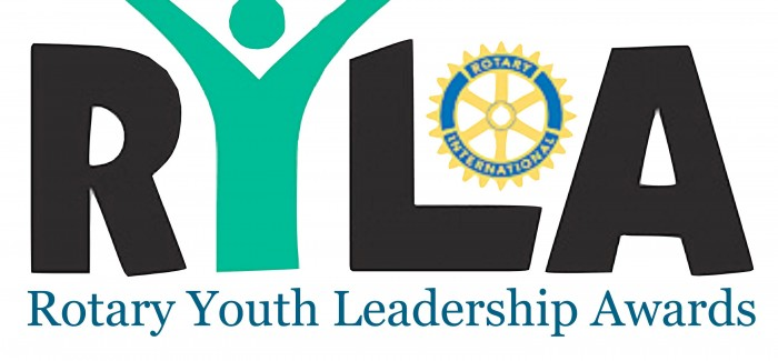Tanya Murphy in Rotary Youth Leadership