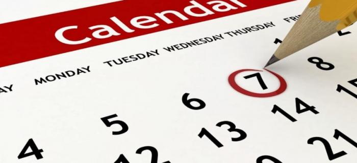 School Calendar 2017 / 2018