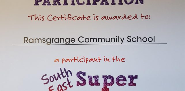 RCS wins South East 'Super Spellers' comp!