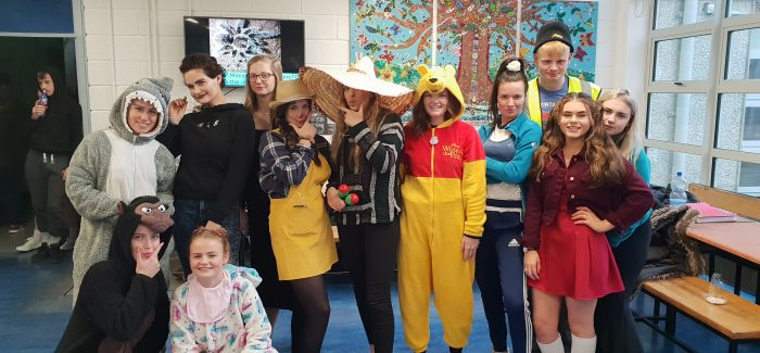Over €400 raised for Templestreet! Trick Or Treat!
