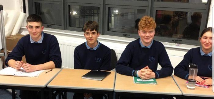 Our Debating team win again!!!