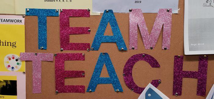 Team Teaching in RCS