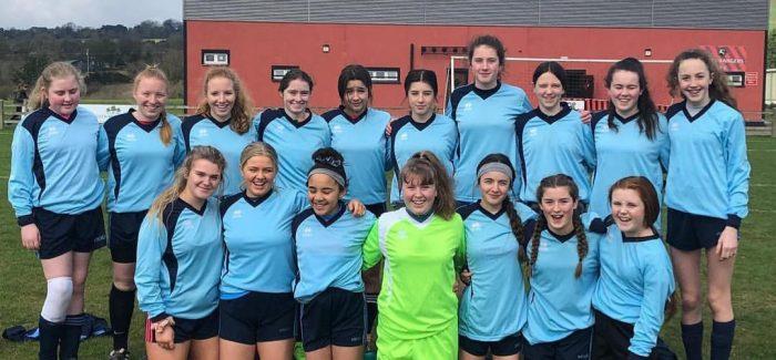 U15 Girls through to All Ireland FINALS!