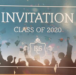 6th Year Graduation May 20th 7pm